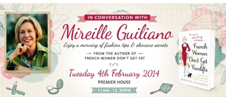 In Conversation With Mireille Guiliano