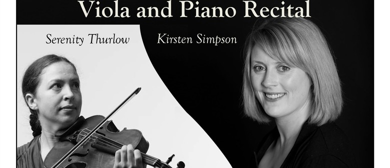 Viola and Piano Recital