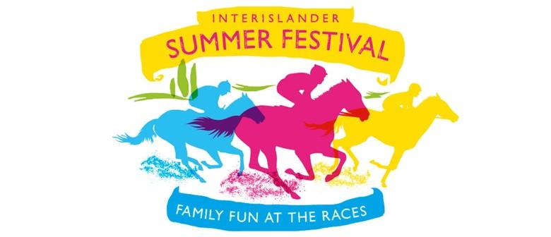 Interislander Summer Festival Trentham Races