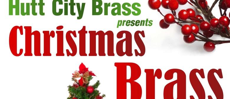 Hutt City Brass presents Christmas Brass