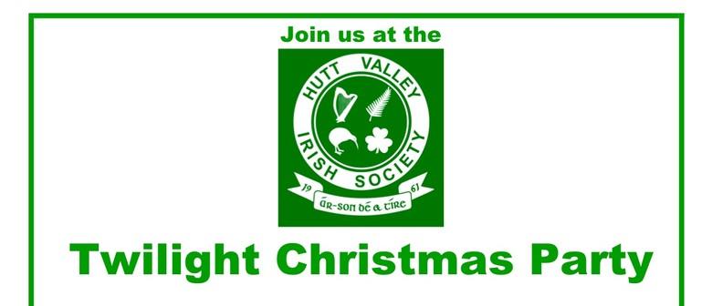Hutt Valley Irish Society - Twilight Xmas Party