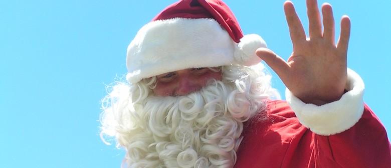 Huntly Christmas Parade 2013