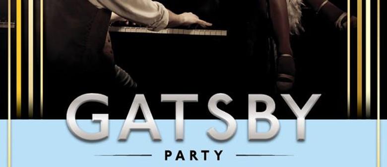 Blue Baths Gatsby Party