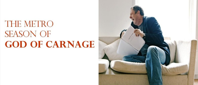 The Metro Season of God of Carnage - Auckland Theatre Co