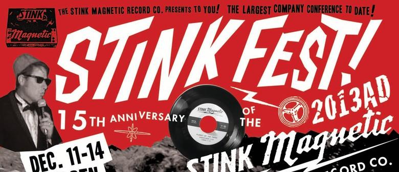 "Stink-fest 2013AD: I Drink Your Blood 7"" Release"