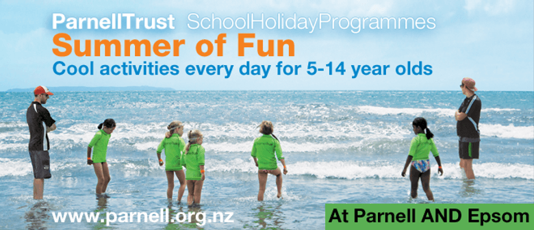Action World - Parnell Trust School Holiday Programme