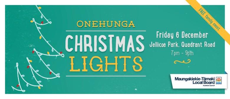 Onehunga Christmas Lights