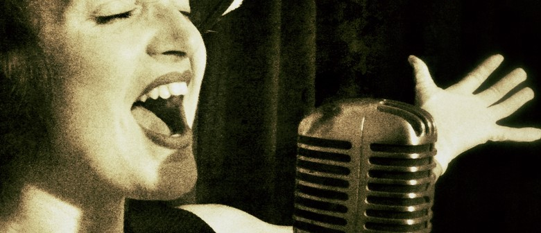 Jezebel of Jazz - Songs and Stories with Anita O'Day
