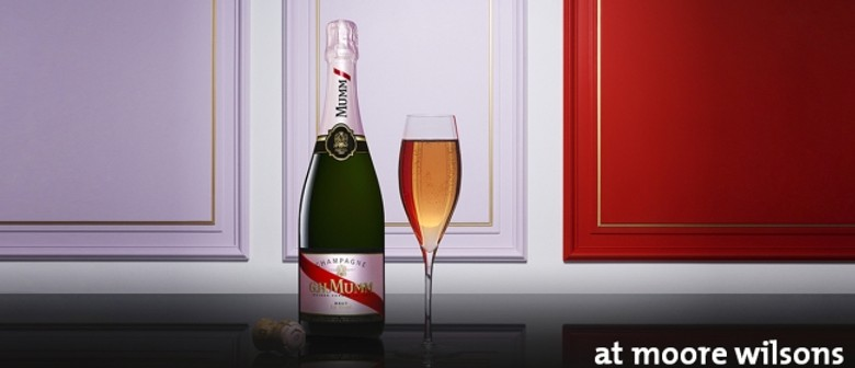 Champagne Tasting - Mumm