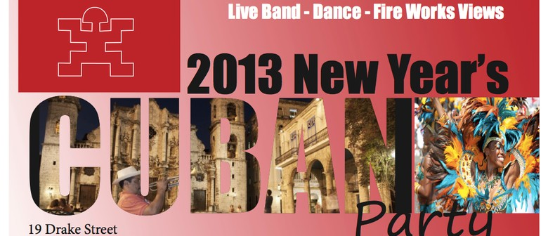 New Years Eve Cuban Party