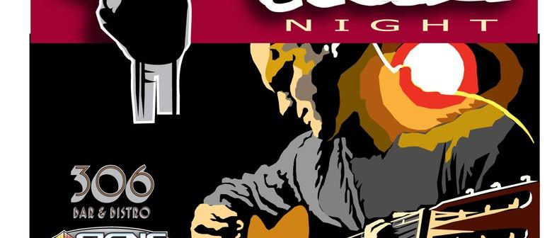 306 Bar & Bistro Open Mic Night