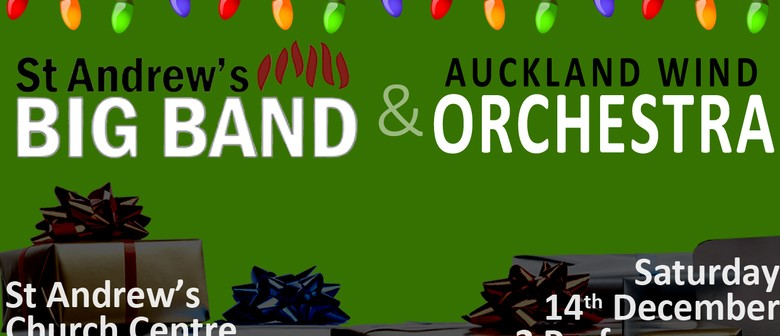 Auckland Wind Orchestra - Christmas Concert