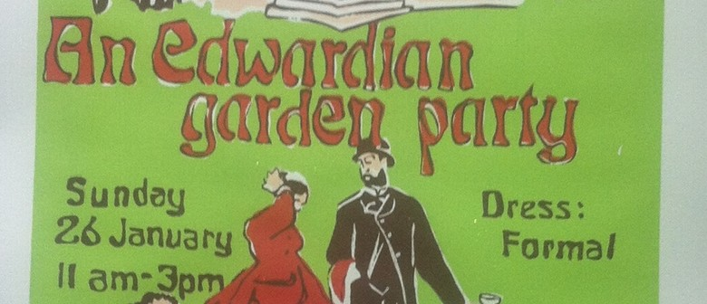 An Edwardian Garden Party