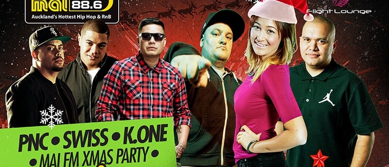 Turnt Up Thursdays Mai Xmas Party with Swiss, K.One & PNC