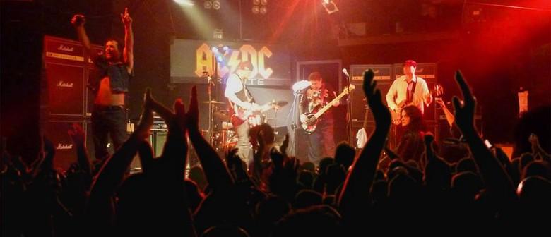 Riff Raff AC/DC Tribute Show.