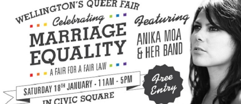 Out in the Square 2014 - Wellington's Queer Fair