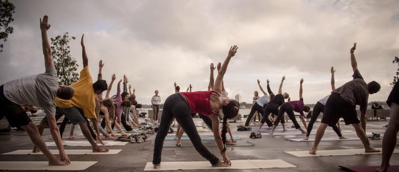 Free Sunrise Yoga