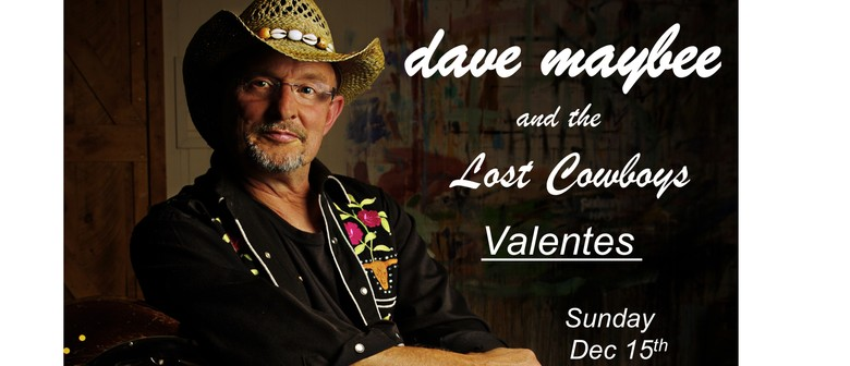 Dave Maybee and The Lost Cowboys