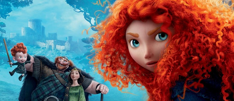 Movies in Parks Mangere: Brave (2012)