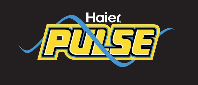 Haier Pulse v Thunderbirds