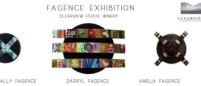 Fagence Exhibition Opening