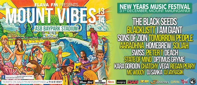Mount Vibes New Years Eve Music Festival 13/14 - Mt ...