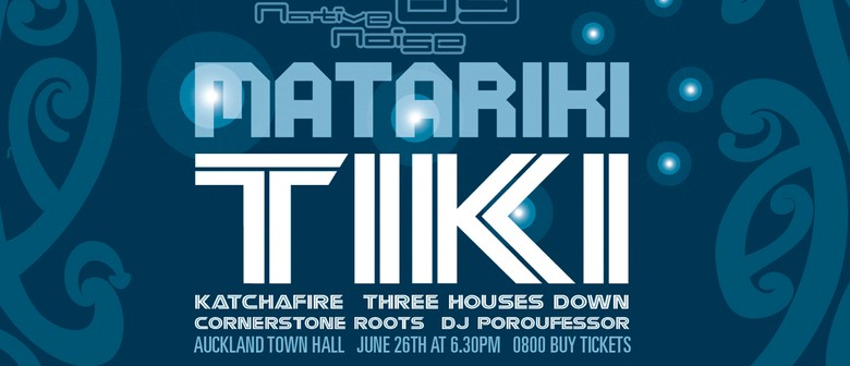Matariki - NATIVE NOISE 09