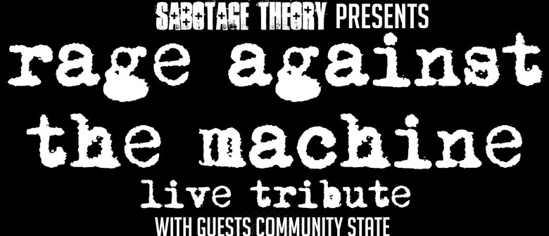 Rage Against the Machine (A Tribute)