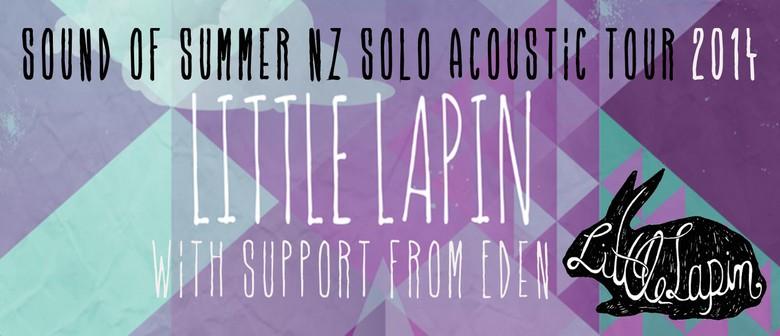 Little Lapin Solo Acoustic Tour