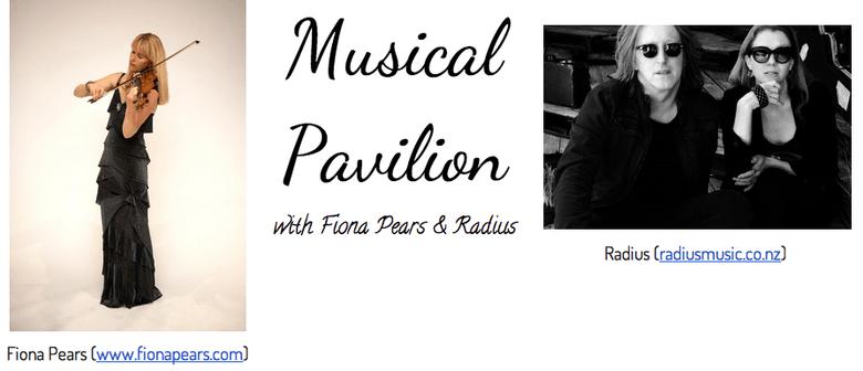 Musical Pavilion with Fiona Pears & Radius