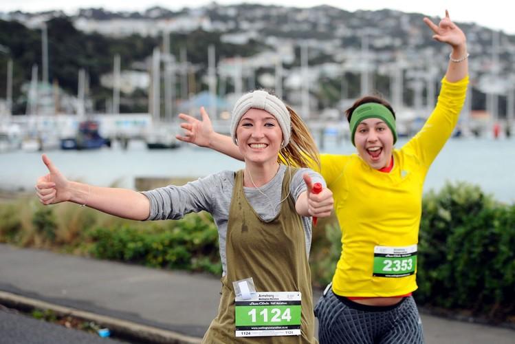 Armstrong Motor Group Wellington Marathon Wellington