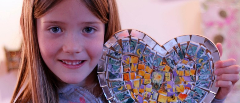 School Holiday Morning Mosaic and Painting Classes