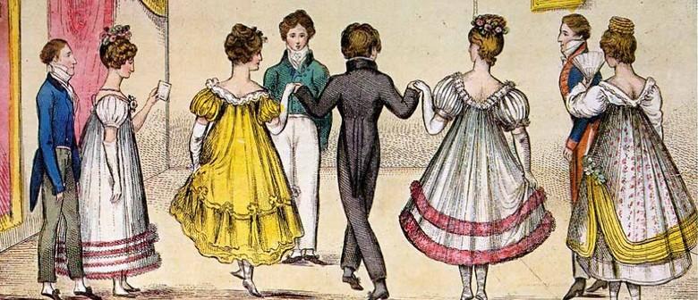 Jane Austen Summer Assembly - Hamilton Gardens Arts Festival