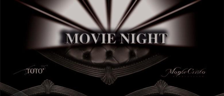 Mystery Movie & Meal Night