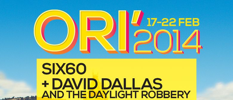 OUSA Orientation 2014 - SIX60, David Dallas, Summer Thieves