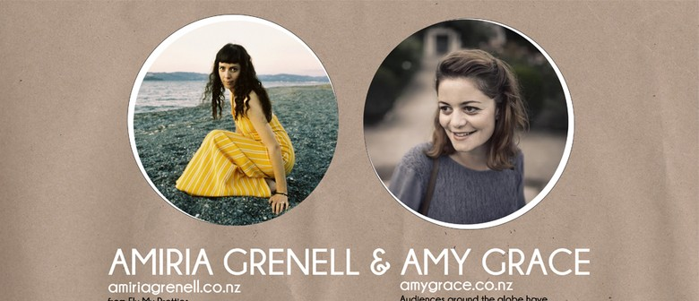 Amiria Grenell and Amy Grace Summer South Tour