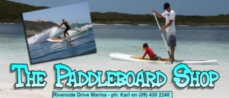 The Paddleboard Shop Bridge to Basin Series
