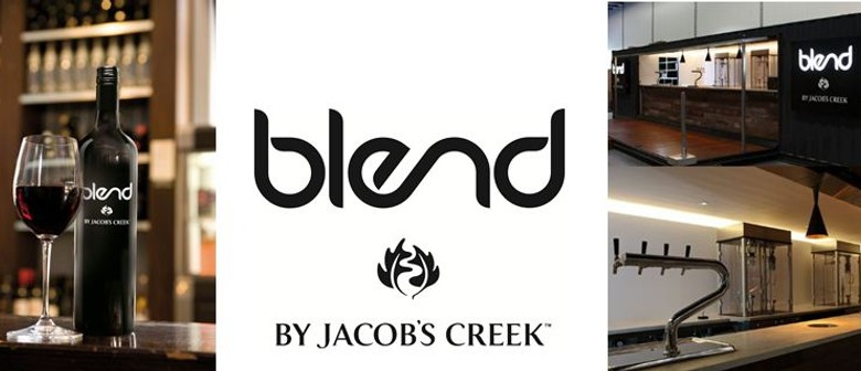 'Blend' by Jacob's Creek Pop Up Winemaking Experience