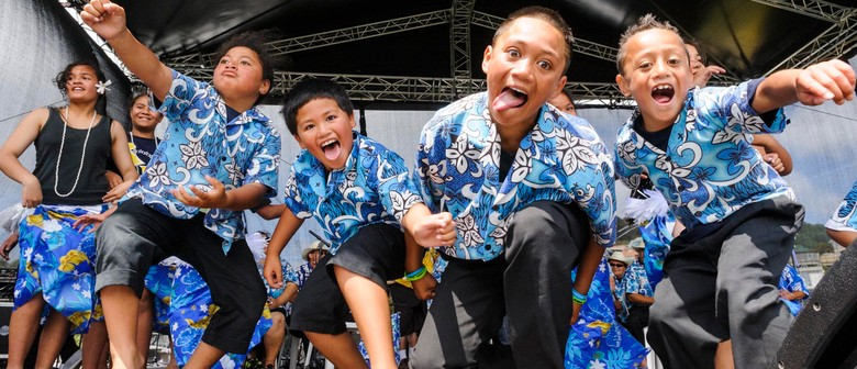 Positively Pasifika Festival 2014: We are the Ocean