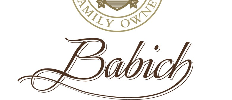Winemakers Dinner With Babich Wines