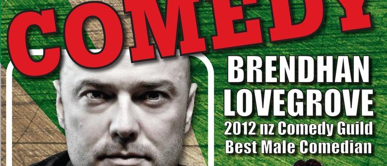 Comedy Night - Brendhan Lovegrove