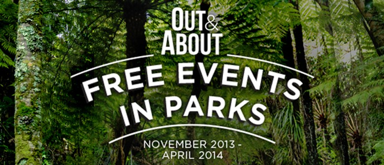 Out & About  Howick Free Events: Kids Try Training