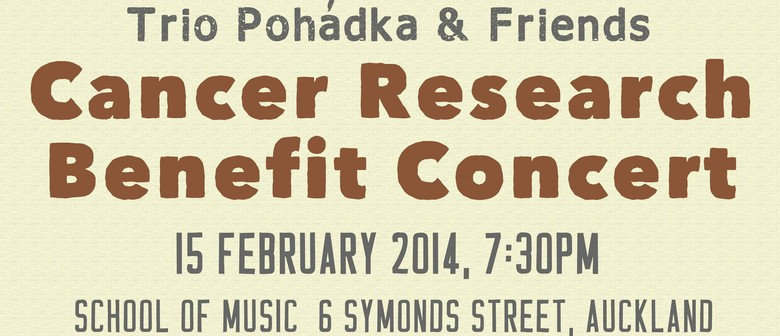 Cancer Research Benefit Concert