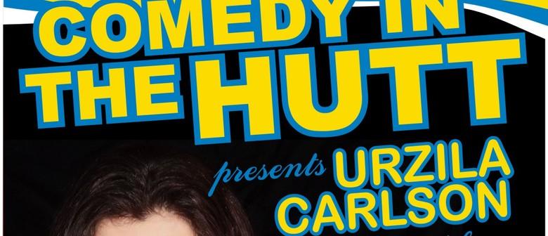 Urzila Carlson & Neil Thornton - Comedy in the Hutt