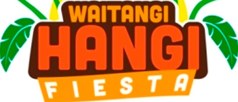 Waitangi Hangi Fiesta