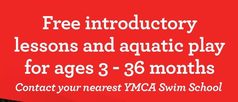 Infant Introductory Swim Lessons & Aquatic Play