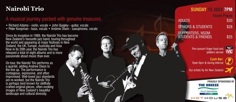 2009 Nelson Winter Festival - Nairobi Trio