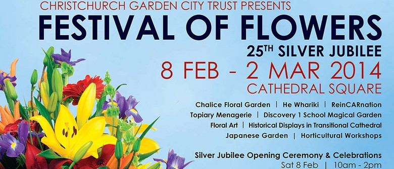 The Festival of Flowers
