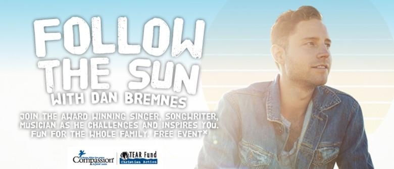 Dan Bremnes - Follow The Sun Tour