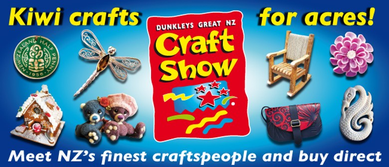Dunkleys Great NZ Craft Show